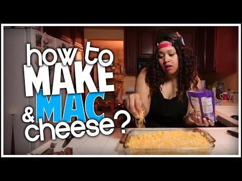 How To: Make HOOD Mac & Cheese... #MichelléMay