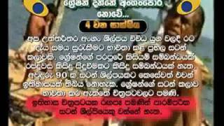 Greshan Master (Angampora) Sri Lanka - Answer from Korathota