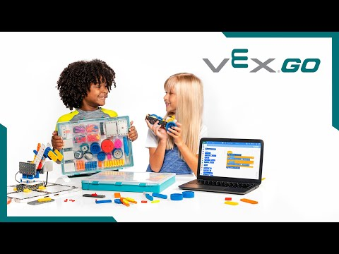 VEX Robotics Introduces VEX GO to Inspire Elementary Students Through Robots, STEM, and Coding