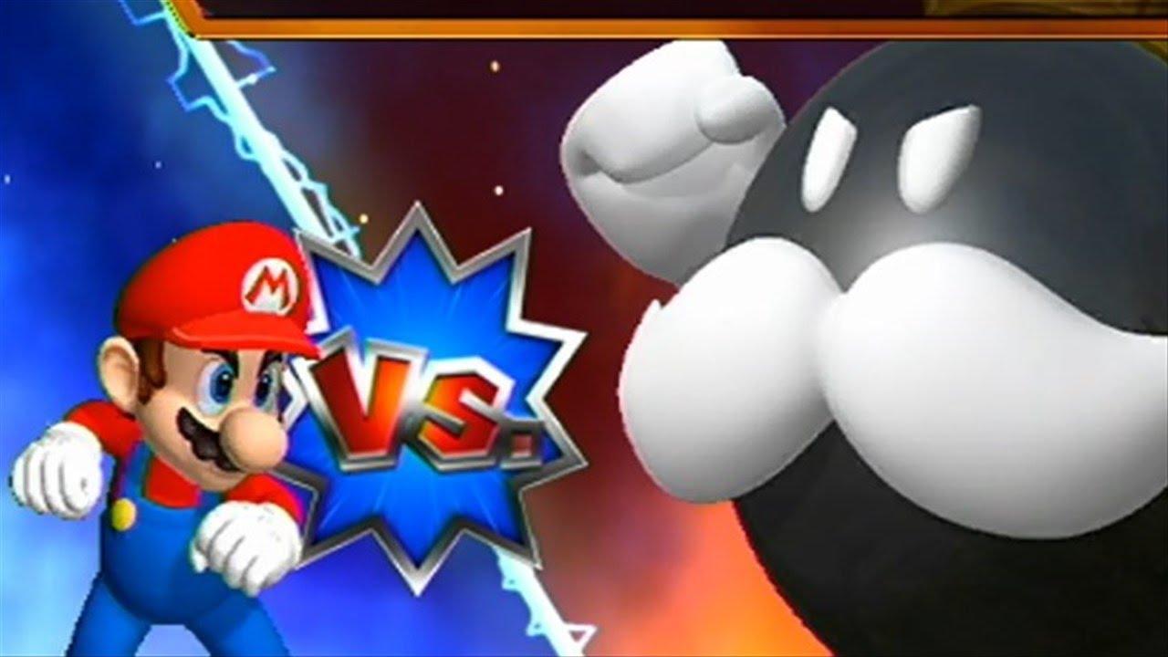 Mario Party 9 Solo Mode 2 Mario Bob Omb Factory Youtube