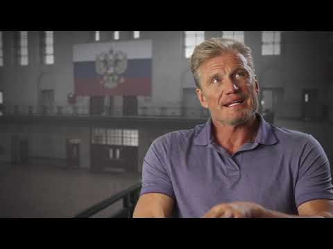 "Creed 2: Dolph Lundgren ""Ivan Drago"" Behind the Scenes Movie Interview"