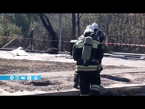 «Я видел, как пожарные горели»: ЧП на заправке в Волгограде, всё самое главное