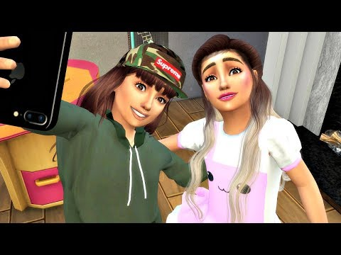 OPPOSITE TWINS l Twinning l PART 5 l ELEMENTARY SCHOOL STORY l A Sims 4 Twin Story