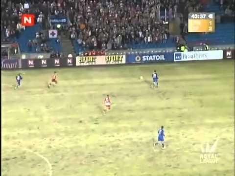 Royal League 2005-06: FC Lyn Oslo - Djurgårdens IF