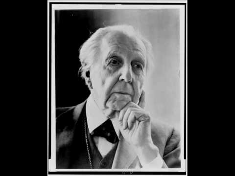 Frank Lloyd Wright 1957 Interview