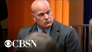 Trump defends pick for acting attorney general