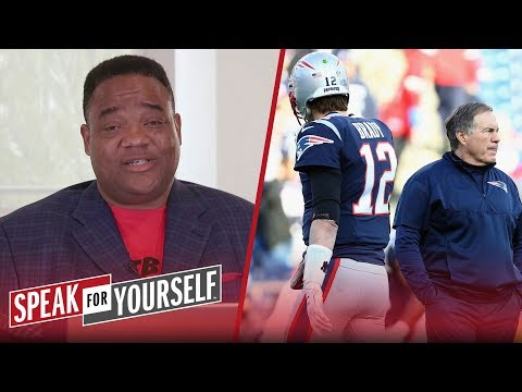 Belichick isn't in the wrong here. I blame Brady for split — Whitlock | NFL | SPEAK FOR YOURSELF