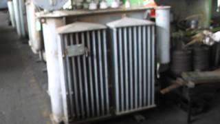 видео сухой трансформатор 1600 ква