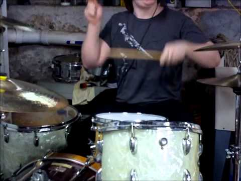 Thrice - All That's Left (Drum Cover)