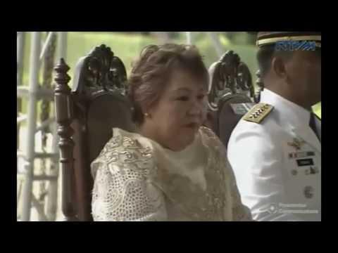 President Rodrigo Duterte honors the brave Filipino heroes as he leads National Heroes Day 08 29 16