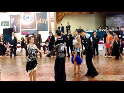 Latin Asia Pacific Amateur Quarterfinal Cha Cha