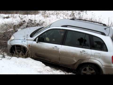 Ice way 2011 (10).Toyota Rav 4