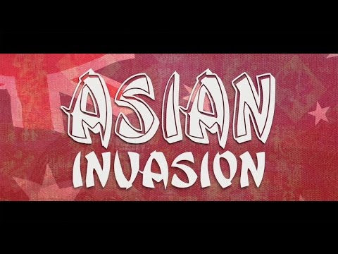 Asian Invasion - The Feed