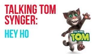 Talking Tom - Hey Ho (Freddy Kalas)