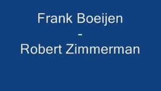 Frank Boeijen - Robert Zimmerman Live