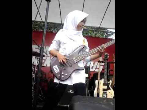 The enemy of earth is you from VOB indonesian local band
