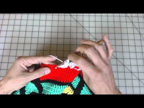 fpdc, bpdc, fptr and bptr crochet stitch tutorial