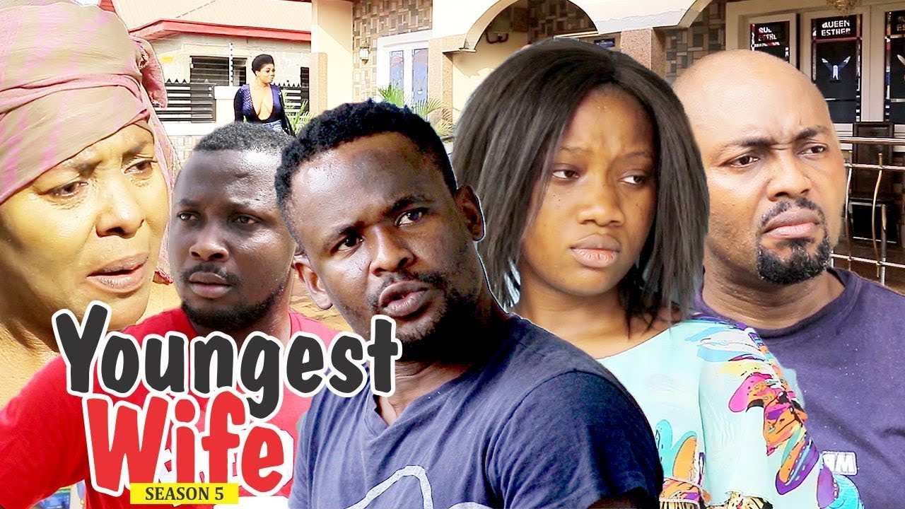 Download YOUNGEST WIFE 5 - 2018 LATEST NIGERIAN NOLLYWOOD MOVIES