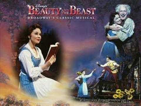 Beauty and the Beast West End Annalene Beechey Part 1