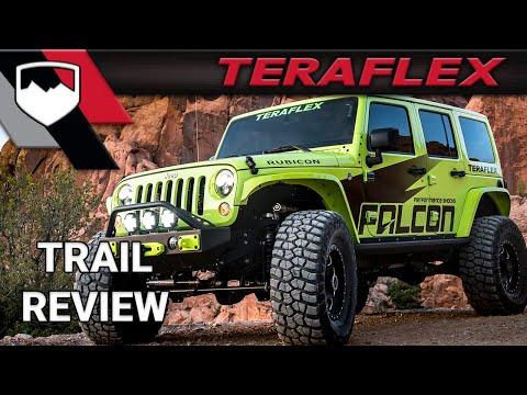 TeraFlex Trail Review: The Rubicon Trail