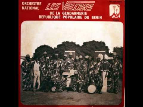 Les Volcans - Le Benin Socialiste