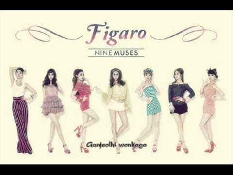 [Karaoke Version] Nine Muses - Figaro
