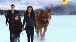 """Промо-ролик для СТС: """"Сумерки. Сага. Рассвет. Часть 2"""""""