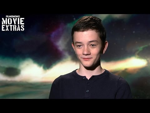 A Monster Calls (2016) Lewis Macdougall talks about his experience making the movie streaming vf