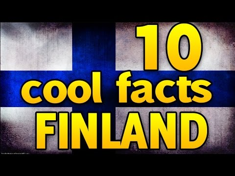 10 Cool Facts About Finland - Your Monday Cure