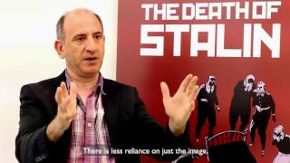How Close Is The Death Of Stalin Movie To The Graphic Novel? Armando Iannucci Answers