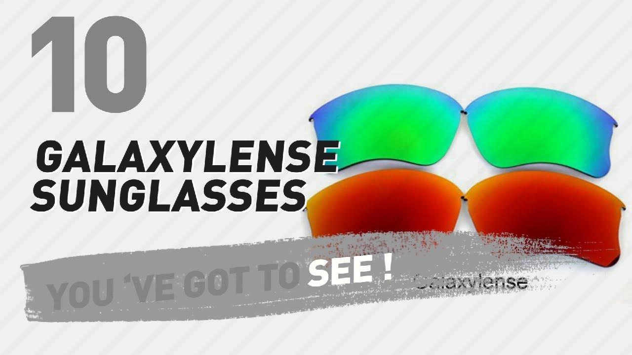 18f4b7b50e2 Galaxylense Sunglasses For Women    New   Popular 2017 - YouTube