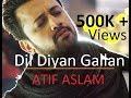 Dil Diyan Gallan 2019 LIVE VERSION | Atif Aslam - Tiger Zinda Hai