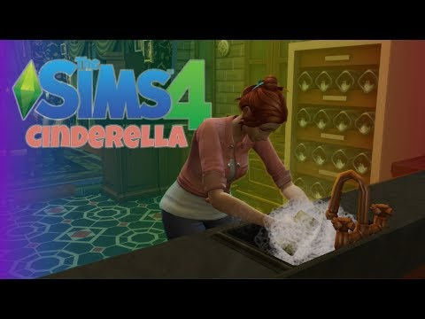 The Sims 4: Cinderella Challenge Mod