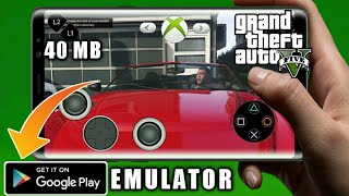 ONLY [40MB ] DOWNLOAD X BOX EMULATOR FOR ANDROID / PLAY GTA 5  with Game play proof