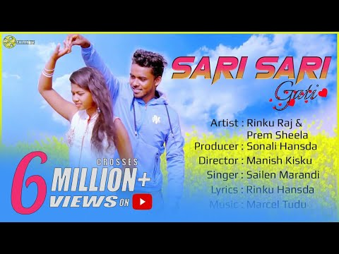 Sari Sari Gati | New Santhali Video 2019 | Rinku Raj | Premsheela | Sailen | Johar TV