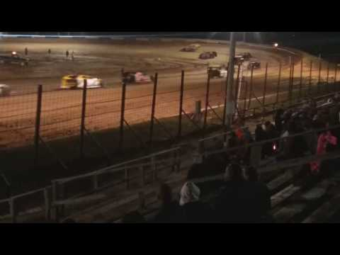 Modifieds Feature Part 2/2 Fayette County Speedway 4/17/18