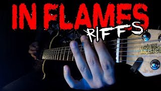TOP 10 IN FLAMES RIFFS