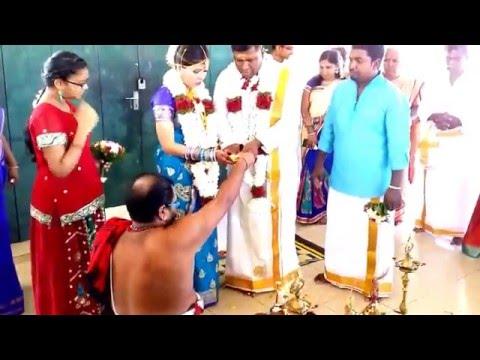 Navindran & Erlindawati Hindu Wedding Malaysia