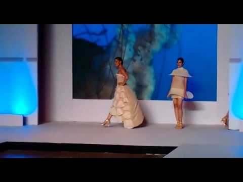NIFT Mumbai Fashion Show 2015- Collection by Prachi Prasad