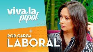 """Pamela Díaz le """"paró los carros"""" a empresario por carga laboral - Viva La Pipol"""