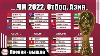 Чемпионат мира 2022 Отбор в Азии 7 тур Результаты Расписание Таблицы