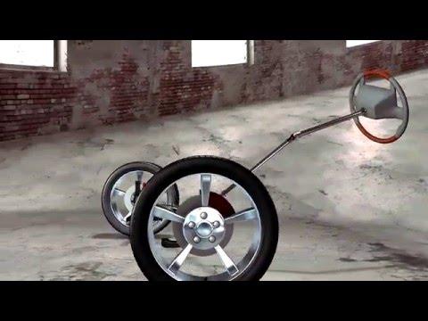 How Vehicle Steering Works