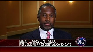 Ben Carson Refuses to Engage in War of Words With Donald Trump