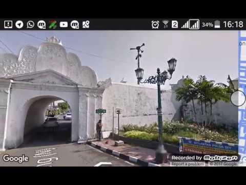 Street View utara Plengkung Gading