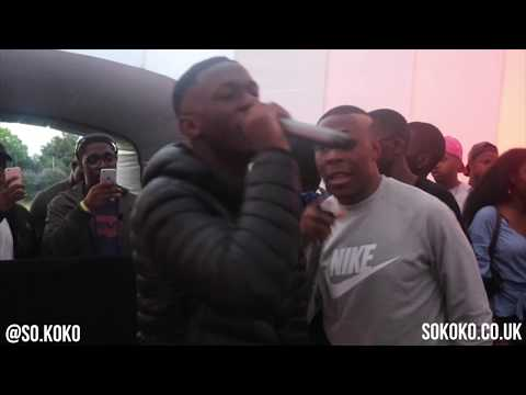Hardy Caprio ft One Acen - Unsigned Live   @hardycaprio @oneacen
