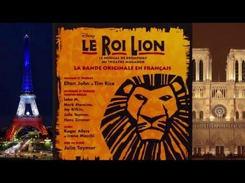 19. Le Roi de Rocher des Lions/Le Cercle de La Vie (Reprise) - LE ROI LION
