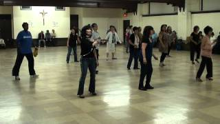 Hello Dolly Medley (dancin' Fool Line Dance) @ Rose & Regina's Birthday Bash In N.y..m2ts