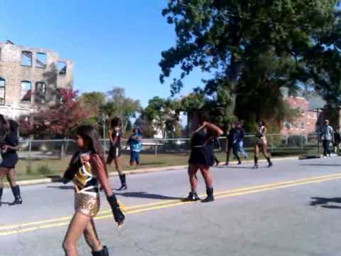Saint Augustine College Band Homecoming Parade