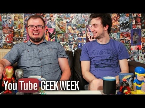The Flashpoint Paradox Review || Super Wednesday (Geek Week) || Comics on Film
