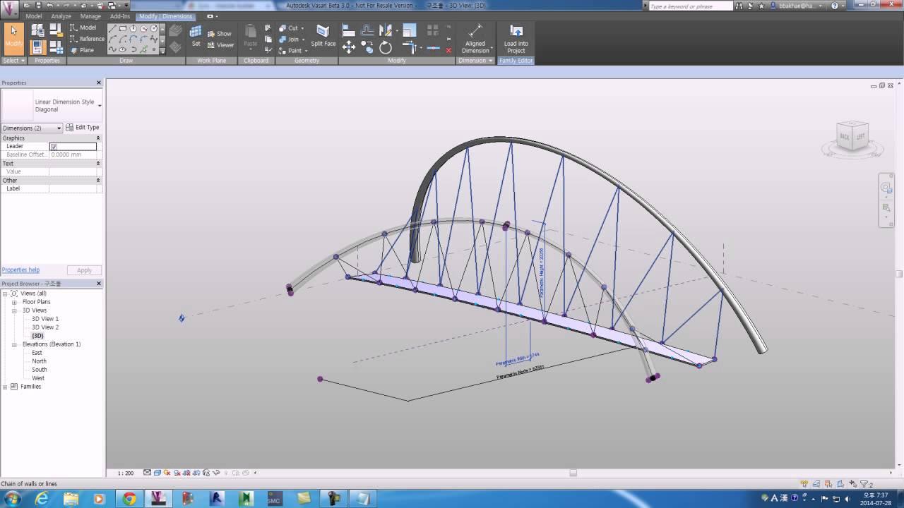 Parametric Modeling Revit - YouTube